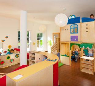 Kinderspielraum Familotel Oberkarteis