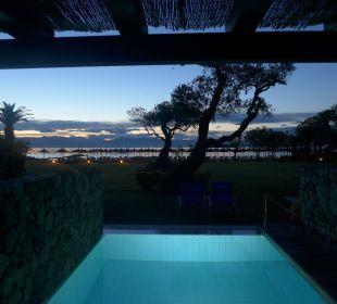 Wunderschöner Ausblick Kontokali Bay Resort & Spa
