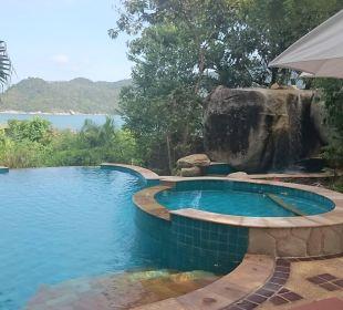 Privatpool Santhiya Koh Phangan Resort & Spa