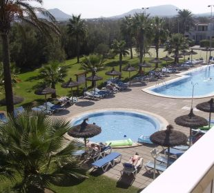 Vue de la chambre sur les montagnes et sur la mer Hotel Club del Sol