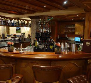 Barbereich Leading Family Hotel & Resort Alpenrose