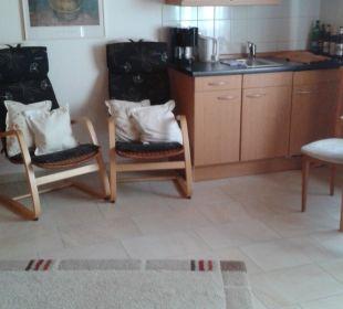 Miniküche Appartementhaus Dittrich