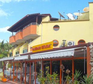 Außenansicht Restaurant/Speiseraum Hotel Hotel Wassermann