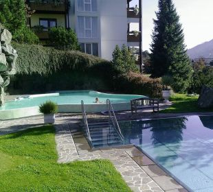 Zona naturista delle saune Thermenhotel Ronacher