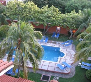 Früh morgens Hotel Costa Linda