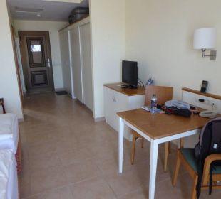 Zugangsbereich Hotel Luz Del Mar