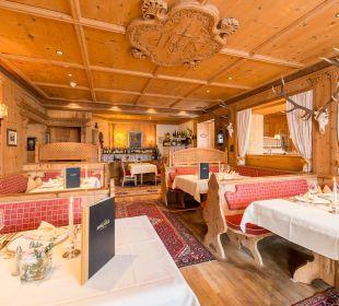 Bauernstube, warm & rustikal Hotel Cervosa
