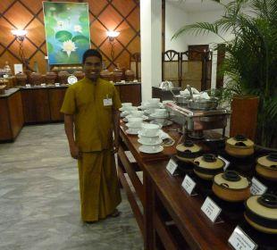 Ayurveda Buffet Hotel Lanka Princess