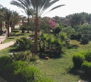 Gartenanlage Utopia Beach Club