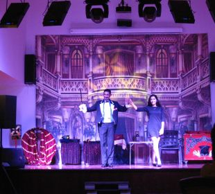 Abendshow - Zauberer Hotel Oleander