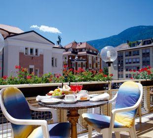 Terrasse Hotel Europa Splendid