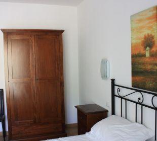 Das Schlafzimmer Residenza Le Due Torri
