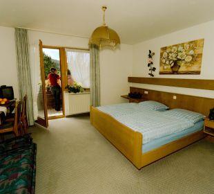 Zimmer Landhotel Rappenhof