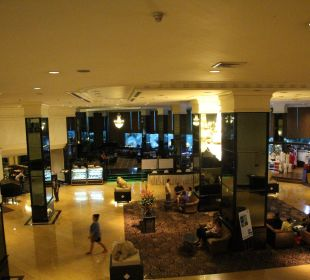 Lobby Hotel Holiday Inn Chiangmai