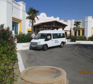 Lobby Hotel Lagas Aegean Village