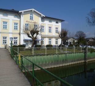 Tolles Ambiente bei herrlichem Wetter Hotel Luitpold am See 1&2