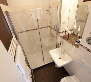 Bad in der Appartement Residence Hotel Residence Bremen