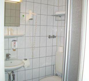 Bad zu Zimmer 24 Hotel Terminus