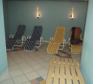 Ruheraum Sauna Hotel Bon Alpina