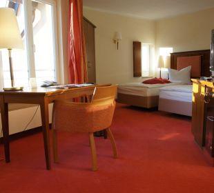 Zimmer Burghotel Staufeneck