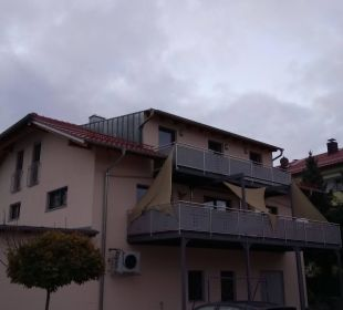 Seitengebäude Hotel-Gasthof-Fellner