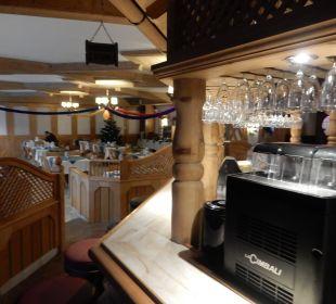 Bar & Speisesaal Hotel Kehlbachwirt