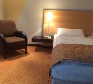 Bett Hotel Dorint an der Messe Köln