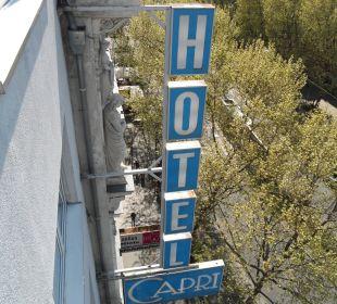 Hotel Capri Das Capri.Ihr Wiener Hotel