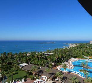 Aussicht a.d. Zimmer Kirman Hotels Leodikya Resort