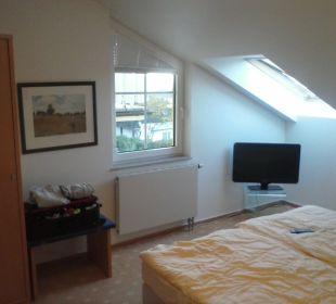 Schlafzimmer Inselhotel Rügen B&B