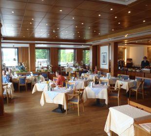 Frühstücksbuffet Romantik Hotel Im Weissen Rössl