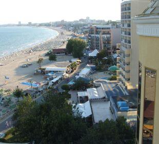 Richtung Promenade Victoria Palace Hotel & Spa