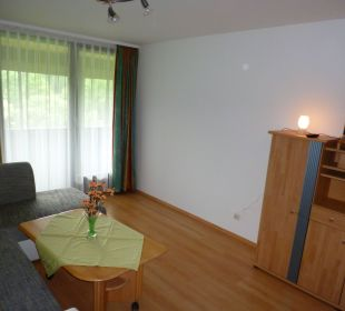 Wohnraum Komfortzimmer Pension Haus Hochstein