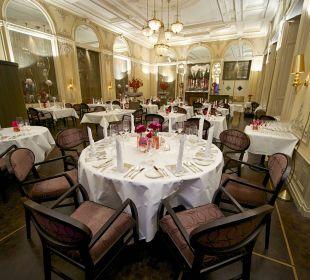 Restaurant Galerie Hotel Schweizerhof Luzern