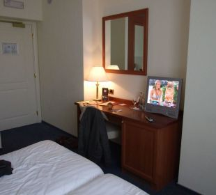 Doppelzimmer PK Riga Hotel