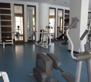 Fitnessstudio Kirman Leodikya Resort