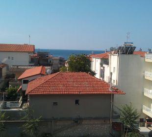 Aussicht vom Balkon Zi.303 Hotel Alkyonis