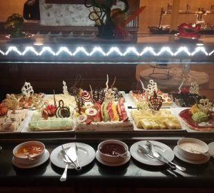 Dessertbuffet Jungle Aqua Park