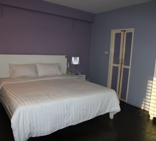 Bequemes Bett Hotel Lilac Relax-Residence
