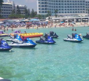 Jetski-Station Hotel Nissi Beach Resort