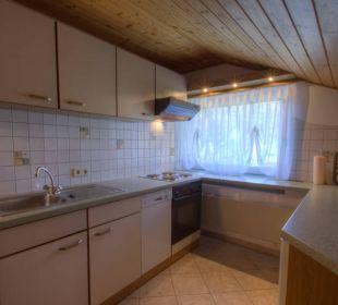 Küche Fewo III  Haus am Wald