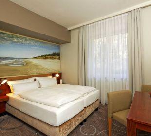 Classic Doppelzimmer EG AKZENT Hotel Kaliebe