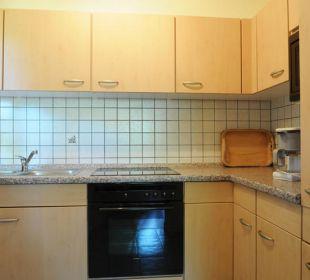 Voll eingerichtete Küche, Ferienwohnung Katharina. Wimmerhof Ising