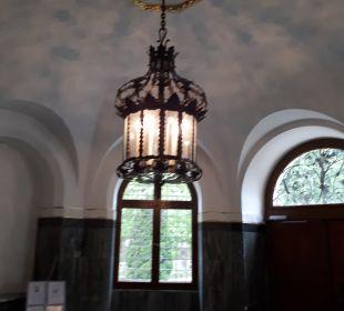 Lobby Schlosshotel Ralswiek