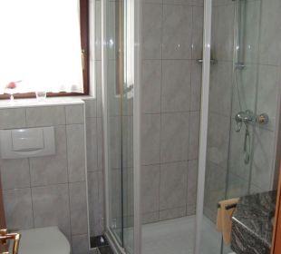 Koupelna u pokoje 459 Hotel Post