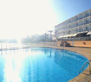 Außenansicht Hotel Simbad