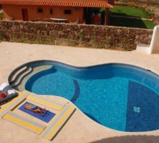 Pool-Anlage Guesthouse StevieWonderLand