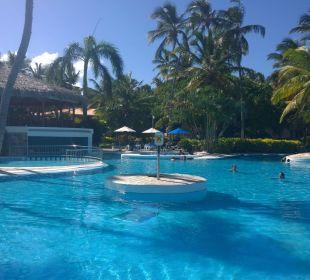 Viel Platz zum schwimmen Hotel Natura Park Resort & Spa