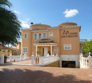Unser wunderschönes Feriendomizil Hotel Los Caballos