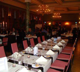 Der Speisesaal Hotel Pilatus-Kulm
